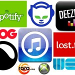 La musica in streaming batte i download